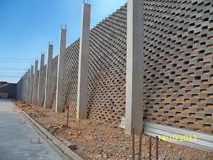 11m wall