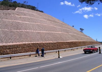 slope stabilisation