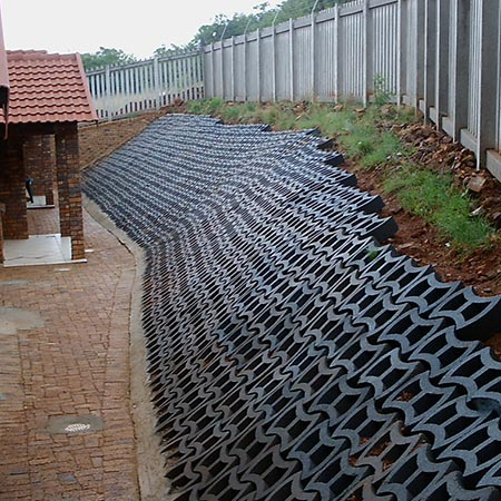 Remacon Products Terrafix concrete blocks retaining walls Silvio Ferraris