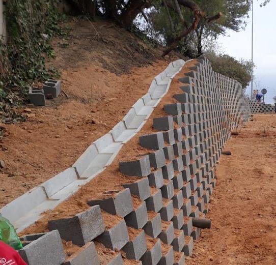 ReMaCon Concrete Precast Trapezoidal Channel