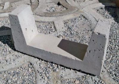 Type 1A  Concrete Pre-Cast Trapezoidal Channel